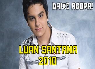 Baixar CD Luan Santana As Melhores 2010